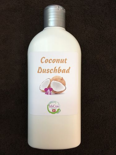 Coconut Duschbad