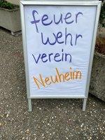 Besuch Feuerwehrverein Neuheim